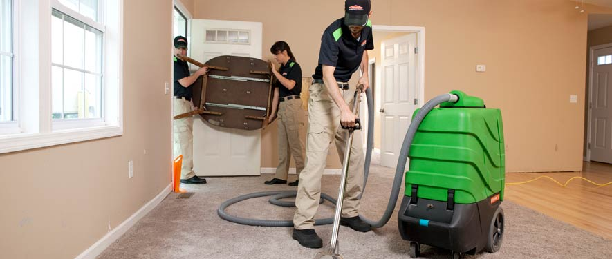 Xenia, OH residential restoration cleaning